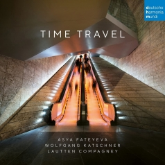 Lautten Compagney: Time Travel: The Beatles & Henry Purcell