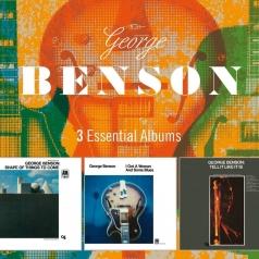 George Benson (Джордж Бенсон): 3 Essential Albums