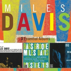 Miles Davis (Майлз Дэвис): 3 Essential Albums