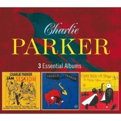 Charlie Parker (Чарли Паркер): 3 Essential Albums