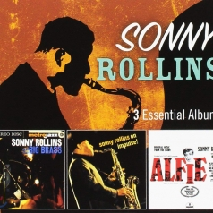 Sonny Rollins (Сонни Роллинз): 3 Essential Albums