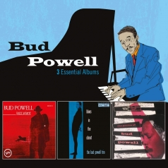 Bud Powell (Бад Пауэлл): 3 Essential Albums