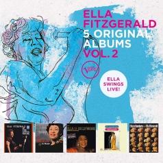 Paco De Lucia (Пако де Лусия): 5 Original Albums Vol. 2