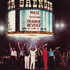 Featuring Frankie Beverly Maze: Live In New Orleans