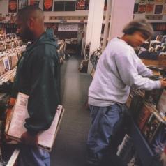 DJ Shadow (Диджей Шадоу): Endtroducing