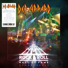 Def Leppard (Деф Лепард): Rock 'N' Roll Hall Of Fame 2019 (RSD2020)