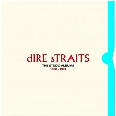 Dire Straits (Дире Страитс): The Studio Albums 1978 – 1991