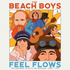 The Beach Boys (Зе Бич Бойз): Feel Flows: The Sunflower & Surf's Up Sessions 1969-1971