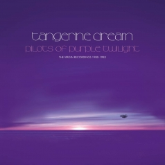 Tangerine Dream (Тангерине Дрим): The Virgin Recordings 1980 - 1983