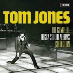 Tom Jones (Том Джонс): The Complete Decca Studio Albums