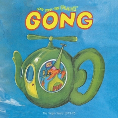 Gong (Гонг): Love From The Planet Gong