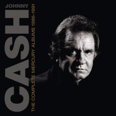 Johnny Cash (Джонни Кэш): Complete Mercury Albums 1986-1991