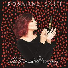 Cash Rosanne (Розанн Кэш): She Remembers Everything
