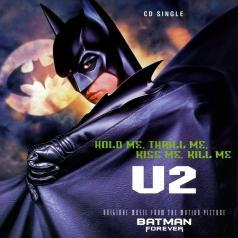U2 (Ю Ту): Hold Me, Thrill Me, Kiss Me