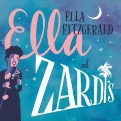 Ella Fitzgerald (Элла Фицджеральд): Ella At The Shrine: Prelude to Zardi's