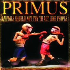 Primus (Примус): Animals Should Not Try To Act Like People