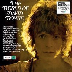 David Bowie (Дэвид Боуи): The World Of David Bowie (RSD2019)