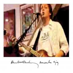 Paul McCartney (Пол Маккартни): Amoeba Gig