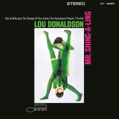 Lou Donaldson (Лу Дональдсон): Mr. Shing-A-Ling