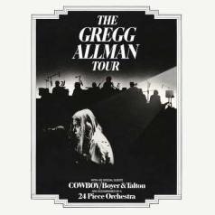 Gregg Allman (Грегг Оллман): The Gregg Allman Tour