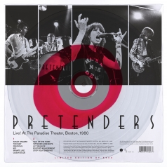The Pretenders (Зе Претендерс): Live! At The Paradise, Boston, 1980. (RSD2020)