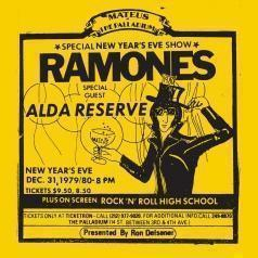 Ramones (Рамоунз): Live At The Palladium, New York, Ny (12/31/79) (RSD2019)