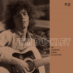 Tim Buckley (Тим Бакли): The Album Collection 1966-1972
