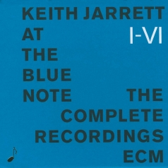 Keith Jarrett (Кит Джарретт): At The Blue Note - The Complete Recordings