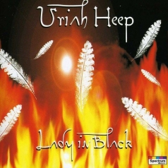 Uriah Heep (Юрай Хип): Lady In Black