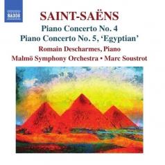 Camille Saint-Saens (Камиль Сен-Санс): Piano Concertos Nos. 4 & 5 'Egyptian'