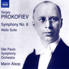 Sergey Prokofiev (Сергей Сергеевич Прокофьев): Symphony No. 6, Op. 111, Waltz Suite For Orchestra, Op. 110