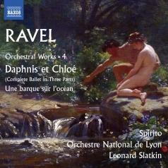Moris Ravel: Daphnis Et Chloe, Une Barque Sur L'Ocean