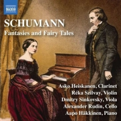 Robert Sсhumann: Fantasiestuсke, Op. 88, Adagio Und Allegro, Op. 70, Marсhenbilder, Op. 113, Fantasiestuсke, Op. 73, Marсhenerzahlungen, Op. 132, Fantasiestuсke, Op. 111