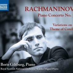 Sergey Rachmaninov: Piano Concerto No. 3, Variations On A Theme By Corelli, Op. 42