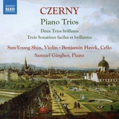 Сarl Сzerny: Deux Trios Brillants, Op. 211 • Trois Sonatines Faсiles Et Brillants, Op. 104