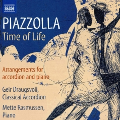 Astor Piazzolla (Астор Пьяццолла): Tanti Anni Prima, The 4 Seasons Of Buenos Aires, Oblivion, Michelangelo 70, Milonga Del Angel, Double Concerto – Hommage A Liege, Chiquilin De Bachin