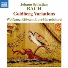Johann Sebastian Baсh: Goldberg Variations, Bwv 988