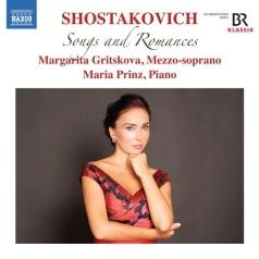 Dmitri Shostakovich (Дмитрий Дмитриевич Шостакович): Shostakovich: Songs & Romances