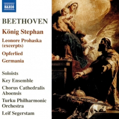 Ludwig Van Beethoven (Людвиг Ван Бетховен): Konig Stephan; Leonore Prohaska; Opferlied, Germania