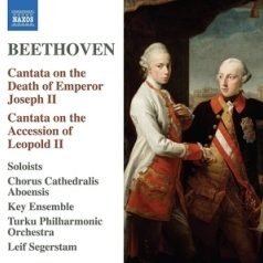 L. Van Beethoven (Людвиг Ван Бетховен): Cantata On The Death Of Emperor Joseph Ii, Woo 87, Cantata On The Accession Of Emperor Lepold Ii, Woo 88