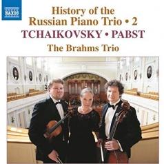 Pyotr Tchaikovsky: History Of The Russian Piano Trio, 2: Tchaikovsky: Piano Trio, Op. 50 – 'A La Memoire D'Un Grand Artiste'. Pabst, Paul: Piano Trio 'To The Memory Of Anton Rubinstein'