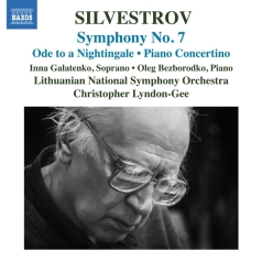 Valentin Silvestrov (Валентин Сильвестров): Symphony No. 7, Ode To A Nightingale [Keats], Concertino For Piano And Orchestra, Moments Of Poetry And Music, Cantata No. 4