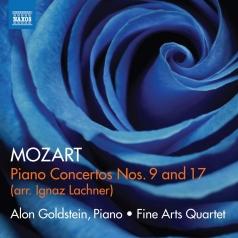 arr. Lachner Mozart: Piano Concerto No. 9, K.271, Piano Concerto No. 17, K.453 (Arr. For Piano, String Quartet And Double Bass)