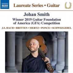 Guitar Laureate (Winner 2019  Guitar Foundation Of America Competition)