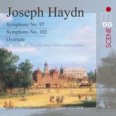 Joseph Haydn (Йозеф Гайдн): Symphonies No. 97 & 102