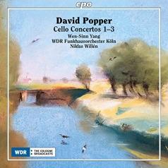 David Popper (Давид Поппер): Cello Concertos 1-3