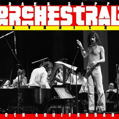 Frank Zappa (Фрэнк Заппа): Orchestral 40 Favorites