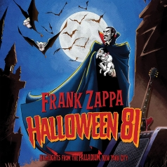 Frank Zappa (Фрэнк Заппа): Halloween 81