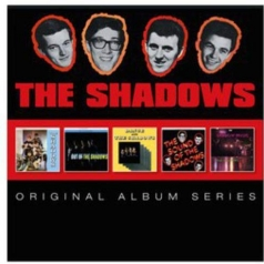 The Shadows (Зе Шадоуз): Original Album Series