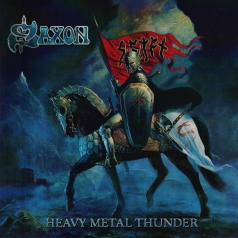 Saxon (Саксон): Heavy Metal Thunder